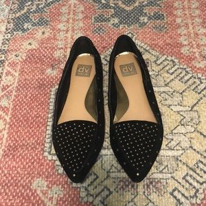 Dolce Vita Studded Pointed Toe Flats